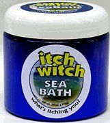 Crystal Comfort Bath Salts Itch Witch 16 oz by Well-In-Hand Herbal. $8.78. 16 Ounces Granule. Serving Size:. Slip into warm, aromatic waters and inhale the pure essential oils and feel your skin soften as it soaks in the nourishing seaweed blend.. Save 27% Off!