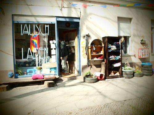 Kulturlabor Trial&Error - Tauschladen - the old Swap Shop