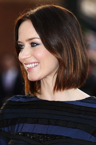 Excellent 1000 Images About Hair Color On Pinterest Emily Blunt Bobs And Short Hairstyles Gunalazisus