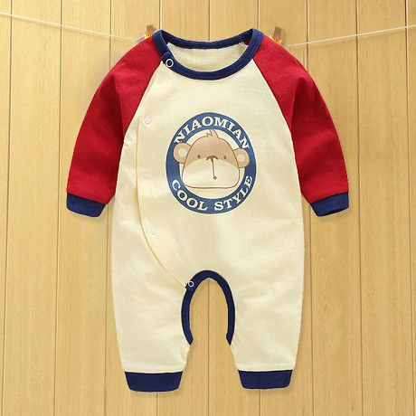 782b7c205 baby clothes new hot 100 cotton winter and autumn baby rompers baby ...