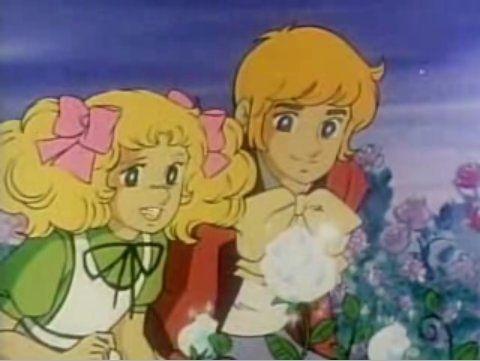 Candy and Antony