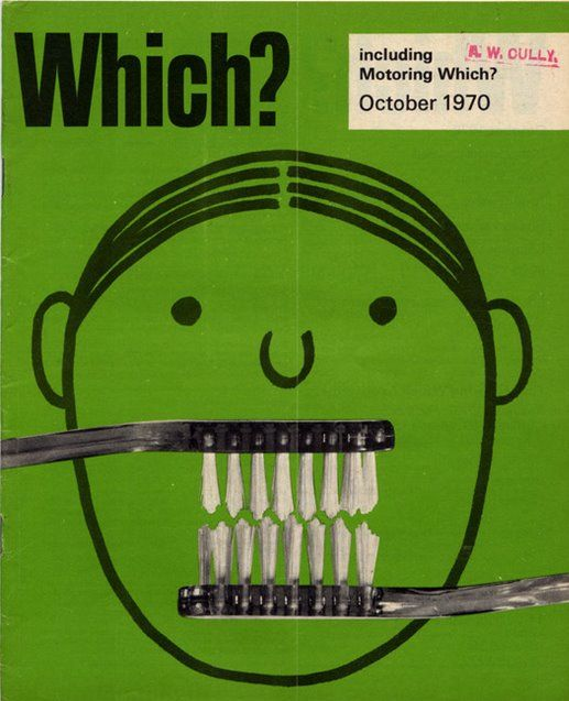 Which magazine cover. October, 1970.