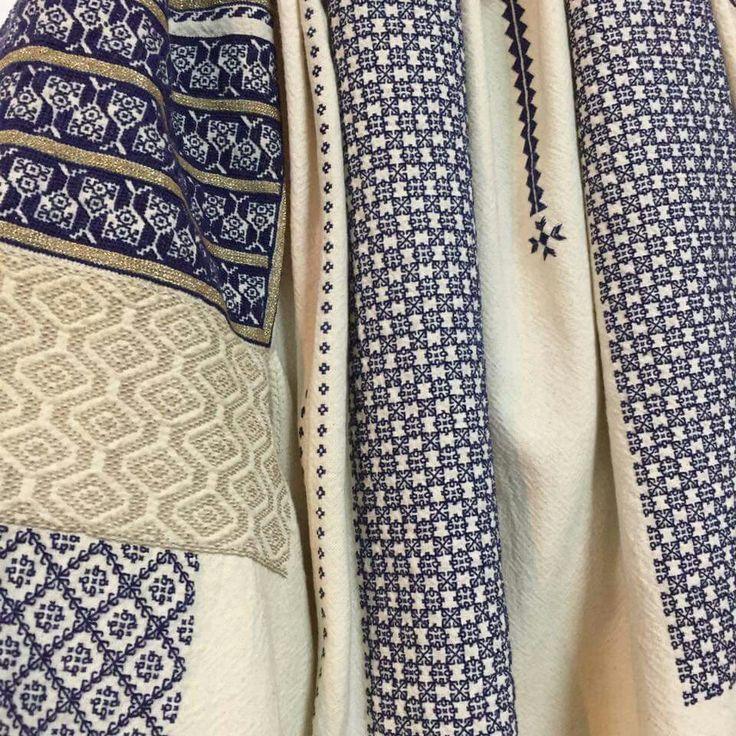 IaAidoma. Romanian blouse detail. - Ioana Corduneanu