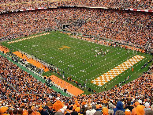 Neyland Stadium, University of Tennessee