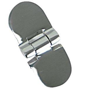 "Whitecap Ladder Hinge - 316 Stainless Steel - 7/8"" Tube"