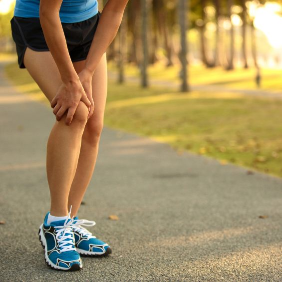 If you want to avoid, or cure, knee pain from running then you need to read this...