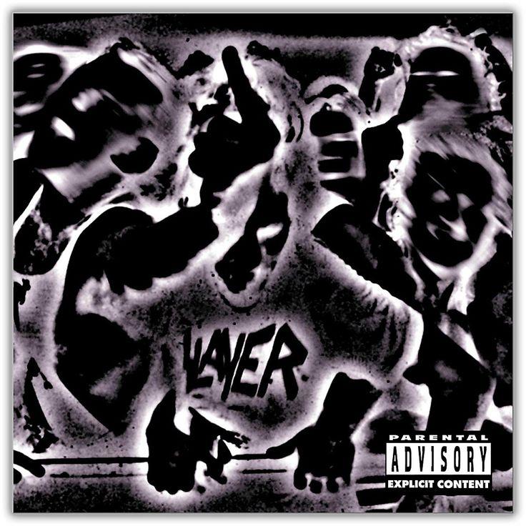 Universal Music Group Slayer - Undisputed Attitude