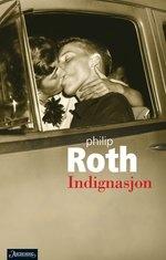 """Med """"Indignasjon"""" har Philip Roth skrevet en smertefull roman som borer dypt i sinnet til en ung mann i femtitallets USA, og som ikke minst viser hvordan tabuer og trangsynthet kan få avgjørende betydning for et ungt og sårbart liv."""
