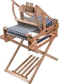 Ashford Table Looms   Ashford Katie Loom 8 Harness, Folding Table Loom    ashford table loomThe Ashford Katie Loom is the perfect multi harness table loom for workshops, sampling, travel and fun. This newest addition to the Ashford family is portable – easy to fold and pack.