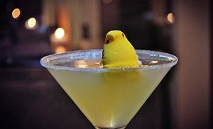 Groupon - $ 13 for Gelato and Dessert Martinis for Two at The Solstice ($26 Value) in DePaul. Groupon deal price: $13