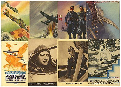Aviazione - 52 cartoline nuove ed usate, inoltre di illustratori. Qualità mista, da esaminare.