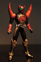Firestarter's Blog: Toy Review: SH Figuarts Kamen Rider OOO Tamashii Combo