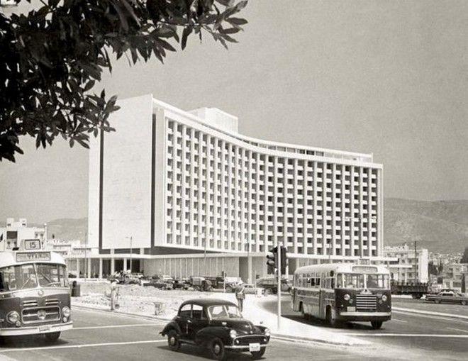 Το Ξενοδοχείο Hilton,1960