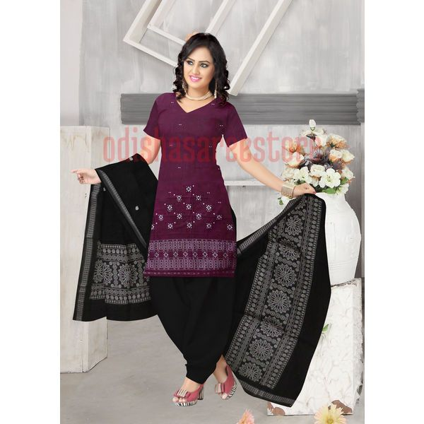 Modern style of Salwar suit piece available online. Buy now: http://www.odishasareestore.com/handloom/oss081-best-salwar-kameez-online-shopping/p-5405372-61278657053-cat.html#variant_id=5405372-61278657053