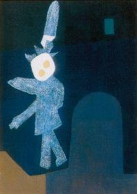 Bálint Endre - A vándorlegény útrakél (Triptichon), 1959