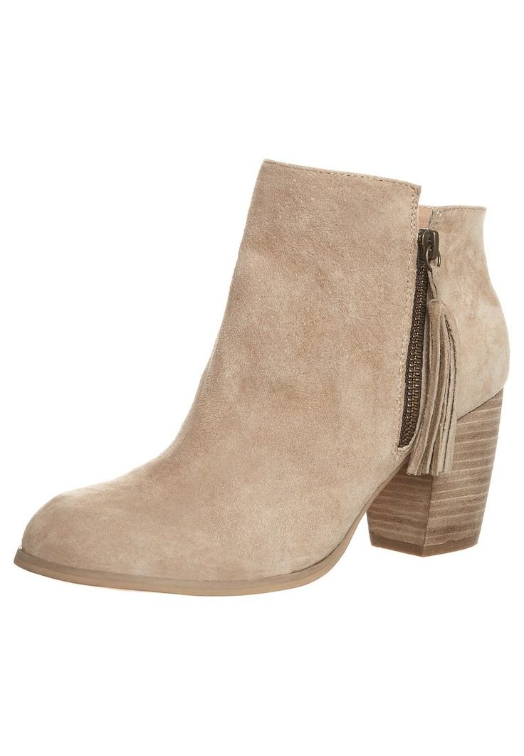 Pier One - Stiefelette - natural