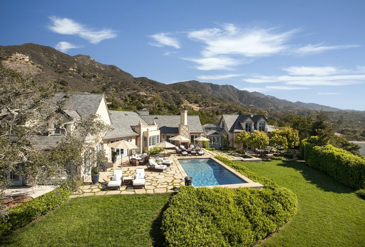 Don Johnson Selling Sprawling Montecito View Home