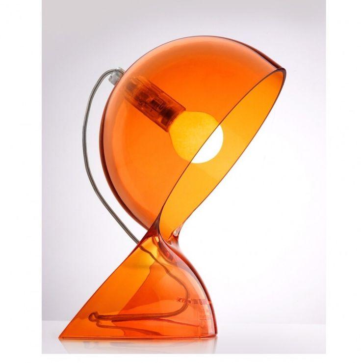 LAMPA STOŁOWA DALU WHITE ARTEMIDE - Nowoczesne meble design, włoskie meble do salonu i sypialni, wyposażenie wnętrz