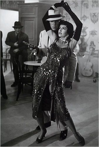 Fred Astaire and Cyd Charisse - The Band Wagon