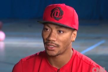 Derrick Rose Says He's The Best Player in the NBA (Video) | Robert Littal Presents BlackSportsOnline