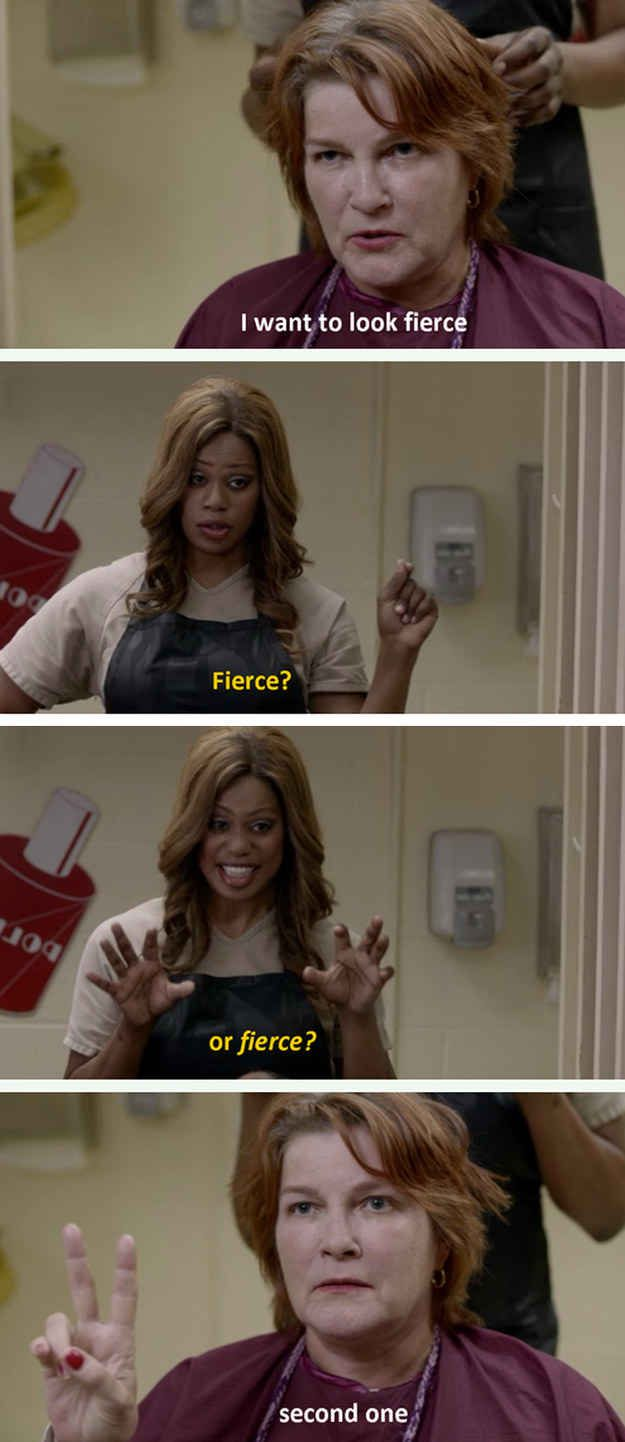 "The 25 Greatest Lines From ""Orange Is The New Black"" Season 2"