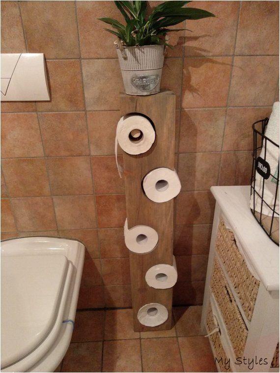 15 08 2018 Rustikale Holz Untersta Tzung Fa R Toilettenpapier Original Wc Papier Halter Handtuchh In 2020 Toilettenpapier Wc Papier Rustikale Toilettenpapierhalter