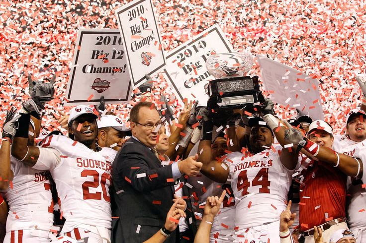 Oklahoma Sooners Football vs. TCU: Big 12 Championship preview, gambling picks & TV schedule