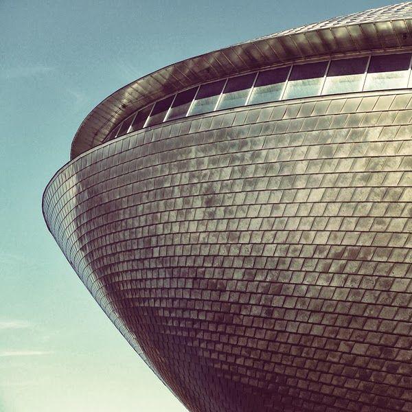 #Arquitectura urbana: fotos que develan minimalistas y dramáticos detalles