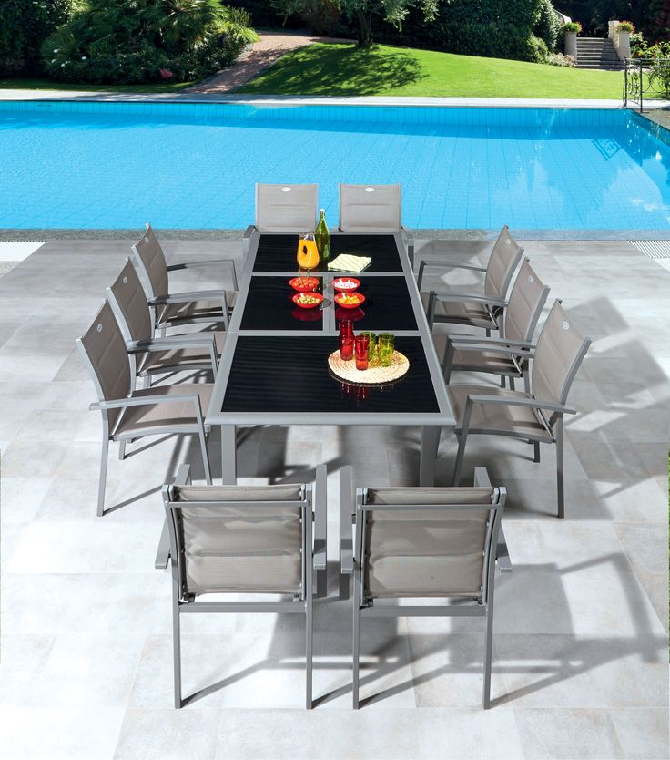 Table De Jardin Centrakor