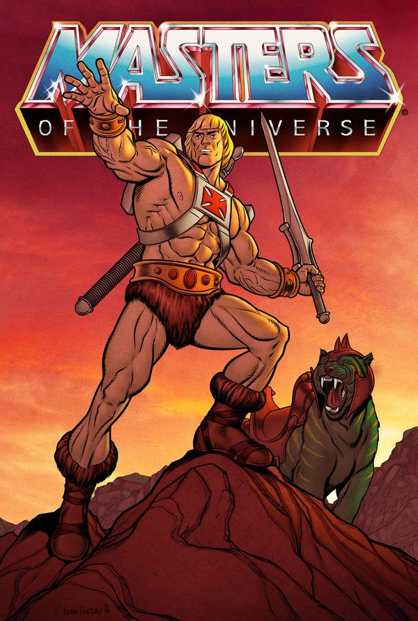 He-Man by spidermanfan2099.deviantart.com
