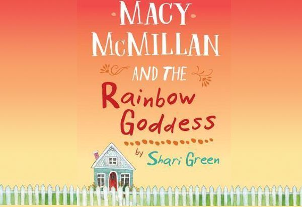 Macy McMillan and the Rainbow Goddess by Shari Green | Puss Reboots review