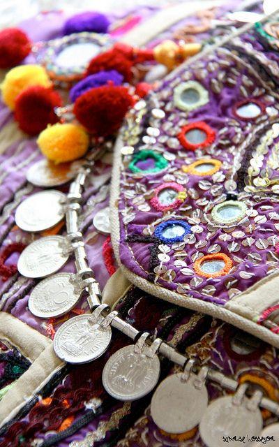 Amazing handicraft from India #Boho #Gypsy #Hippie #Tribal