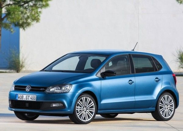 2014 Volkswagen Polo Side 600x430 2014 Volkswagen Polo Full Review With Images