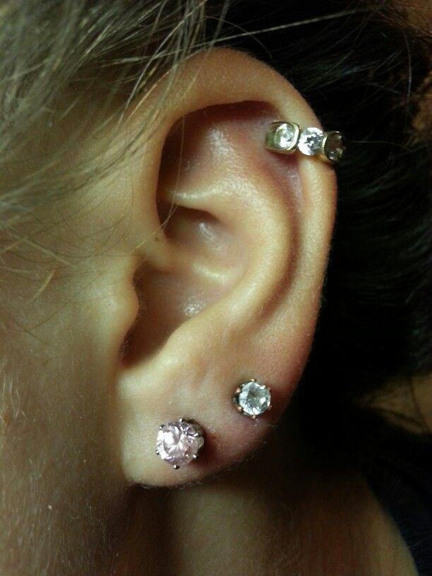 Ear piercings I wanna do this