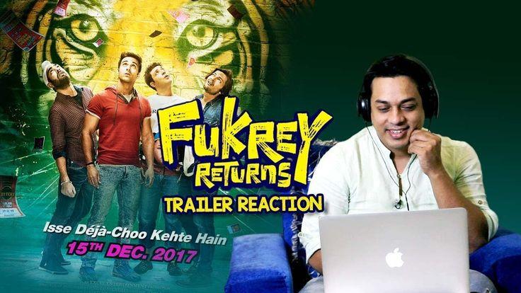 Fukrey Returns | Trailer | Pulkit Samrat | Varun Sharma | Manjot Singh |...