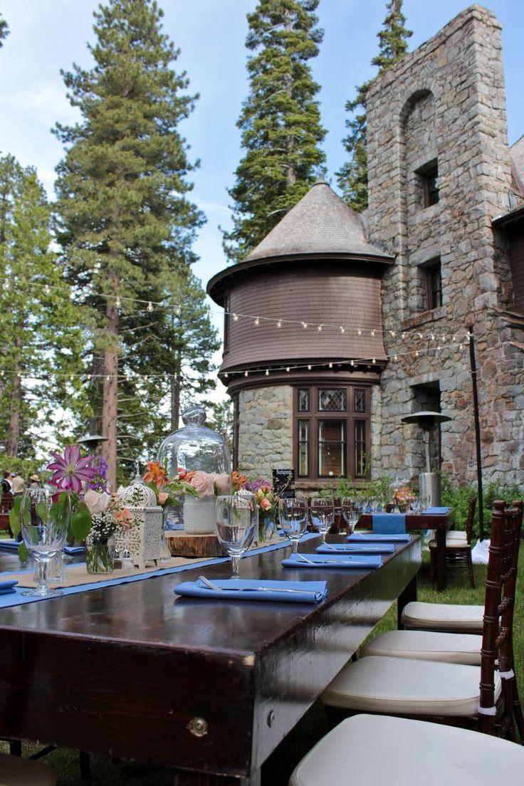hellman ehrman mansion at sugar pine point state park weddings get prices for lake
