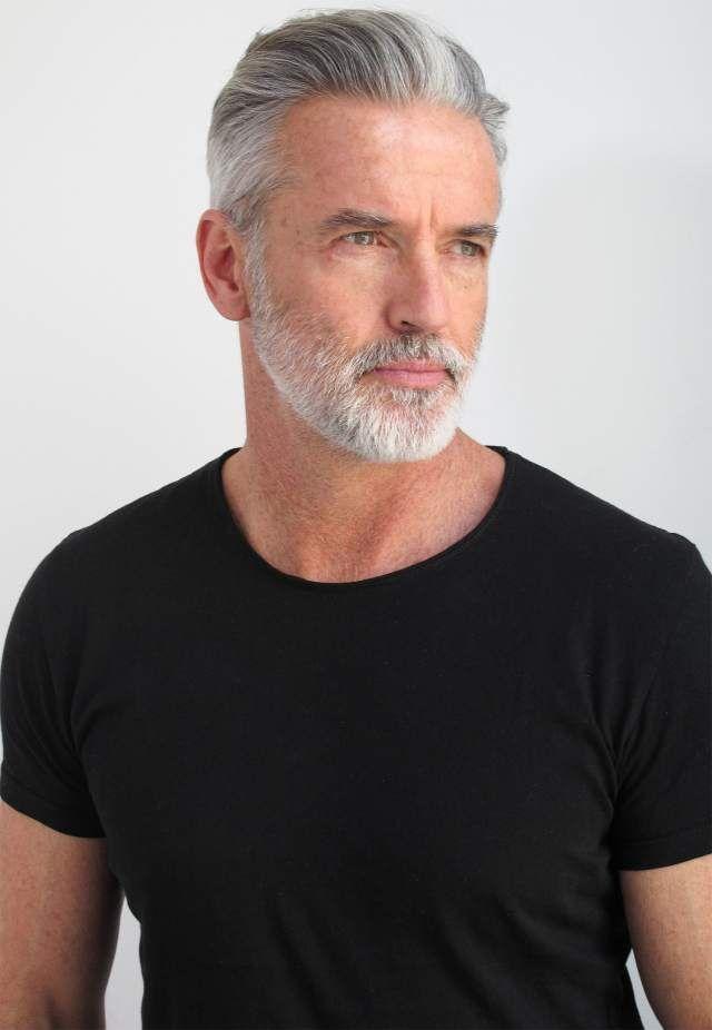 Kult Model Agency - Platz für Männer | Frisuren, Graue