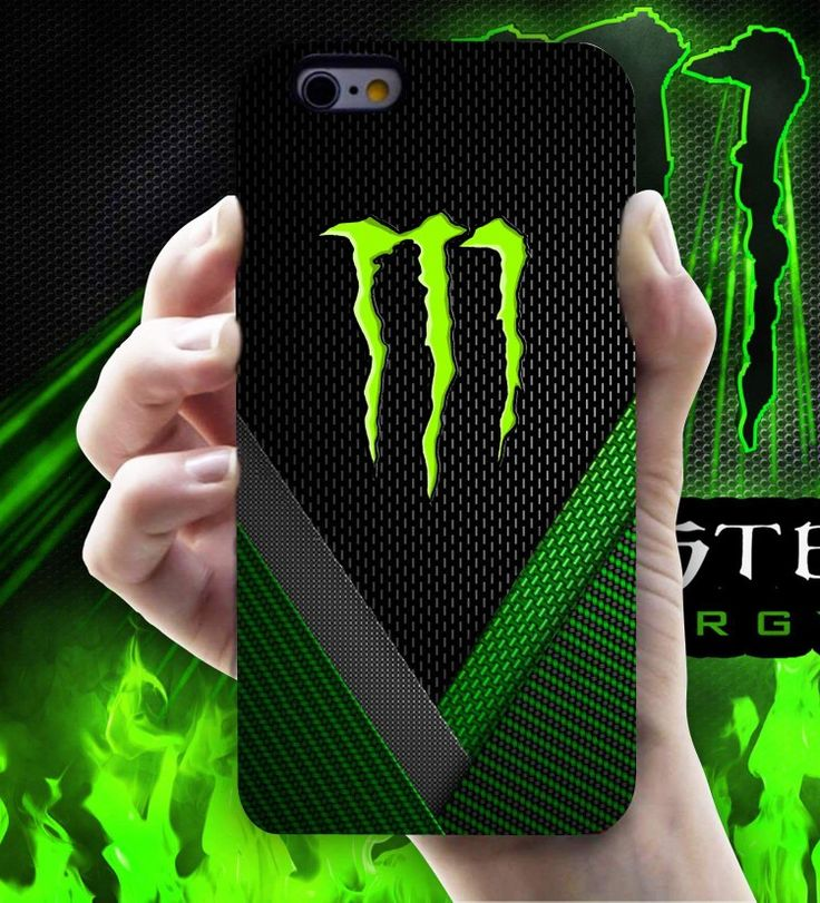 Delicieux Monster Energy