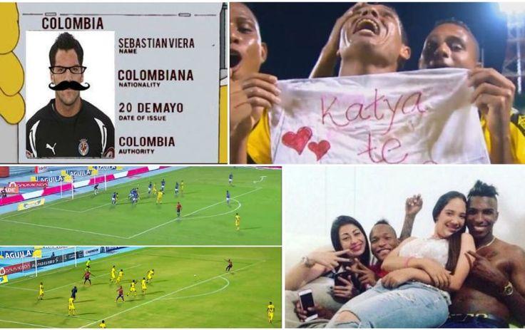 Colombianadas futboleras del 2015 – Publimetro
