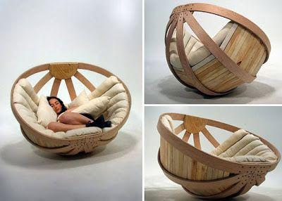Diseño de muebles, creativos modelos para diseño de interiores