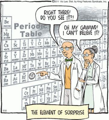 Dirty Chemistry Jokes | Kappit