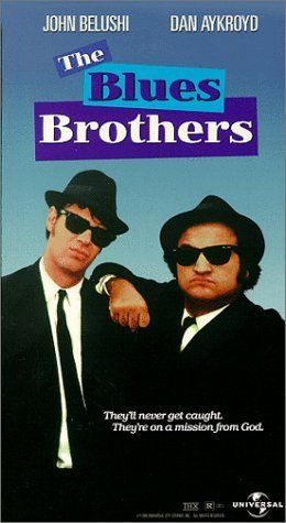 The Blues Brothers (1980) - the classic starring Dan Aykroyd and John Landis