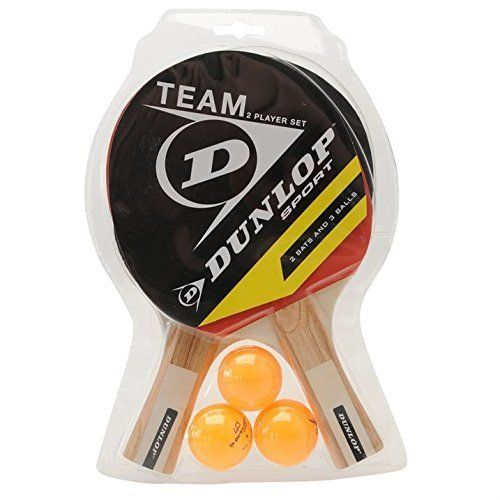 Dunlop Team 2 Player Set Table Tennis Set (2 Bats and 3 B... https://www.amazon.co.uk/dp/B00QIGW4WM/ref=cm_sw_r_pi_dp_x_CgvEybNX4BNMC