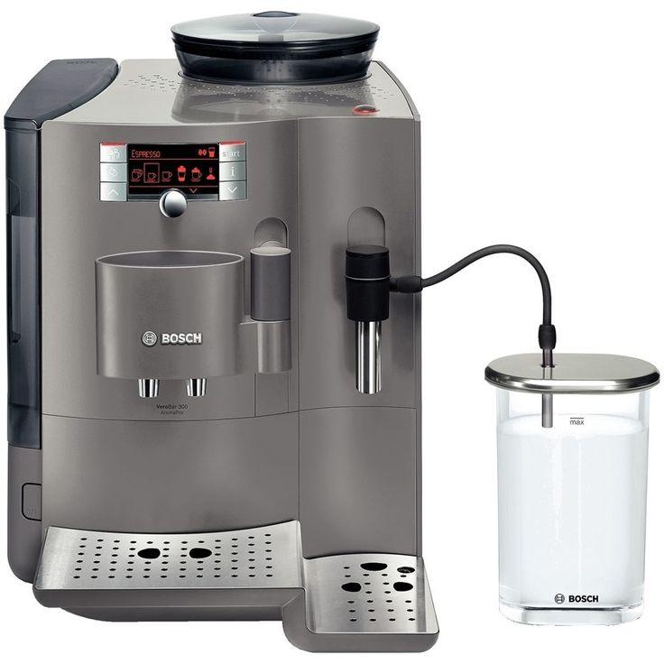 Bosch tes71525rw freestanding bean to cup coffee machine