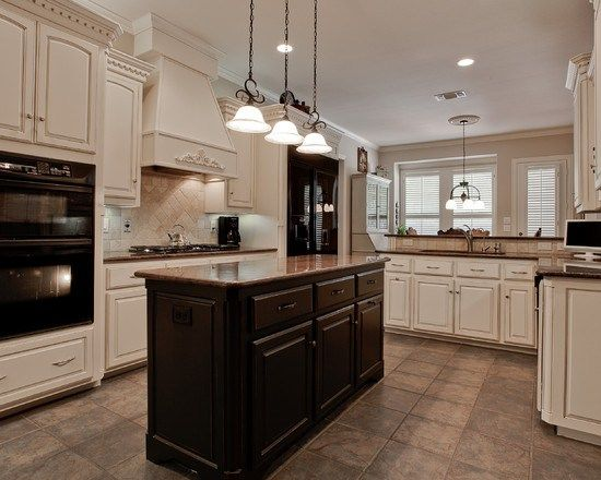 ... Kitchen Design Ideas Black Appliances