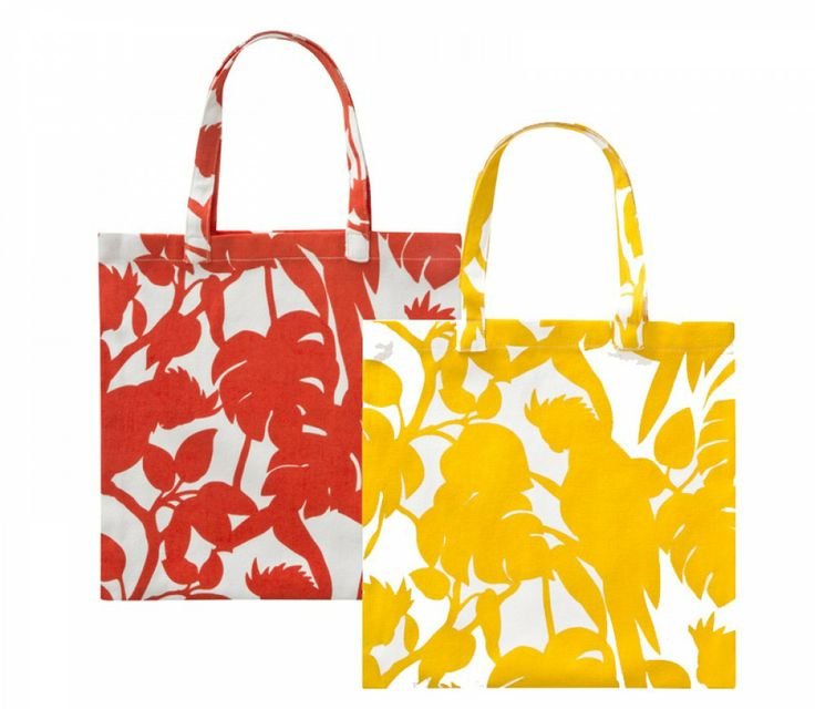 It's a Florence Broadhurst kitchen in a bag! http://www.beddingco.com.au/florence-broadhurst-kitchen-in-a-bag-cockatoo-print.html