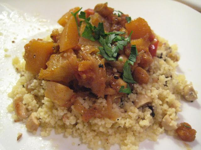 Couscous With Chickpeas, Fennel, And Citrus Recipes — Dishmaps