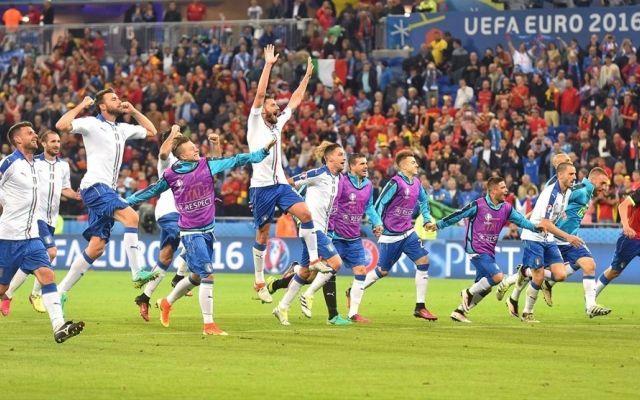 Europei: L'Italia se la può giocare! Euro 2016 – A Lione l'Italia batte 2-0 un Belgio davvero sottotono e si porta in testa al girone E. La squadra di Conte ha subito preso in mano la gara, concedendo pochissimo alla squadra di Wilmots, #calcio #europei #italia #nazionale