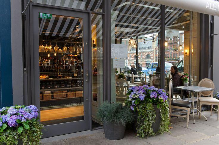 Aubaine Marylebone - 7 Moxon Street W1