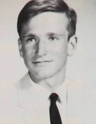 Happy Birthday, Robin Williams (July 21, 1951) - click to view pictures from his 1969 Redwood High School